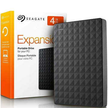 Imagen de Disco Duro Externo Seagate 4Tb Expansion USB