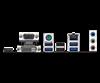 Imagen de Asrock B560M-HDV Intel 11 1200