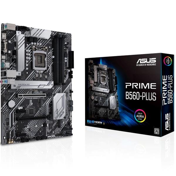 Imagen de ASUS PRIME B560 PLUS Intel 11 1200