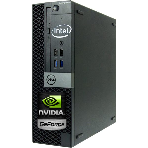 Imagen de DELL I5 8Gb GeForce  500GB DVD W10