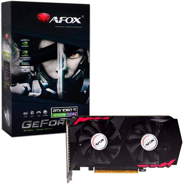 Imagen de AFox Geforce Gtx 1050Ti 4gb Ddr5