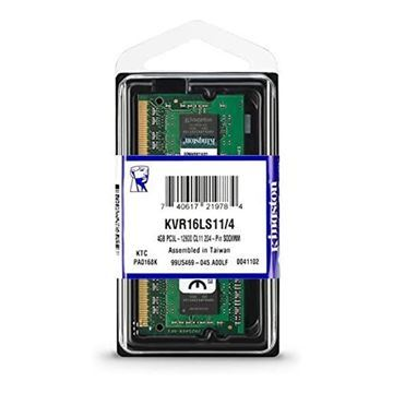 Imagen de Kingston 4Gb DDR3l Sodimm Notebook 1600