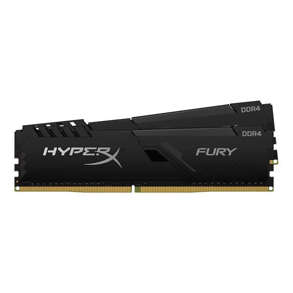 Imagen de Kingston Fury 16gb KIT 2x8 DDR4 3000 HX430C15FB3K2/16