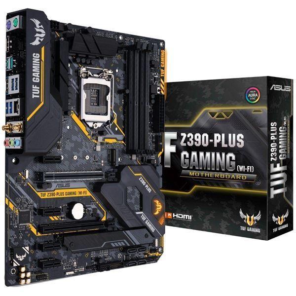 Imagen de Asus TUF Z390-Plus Wifi 9th Intel 1151