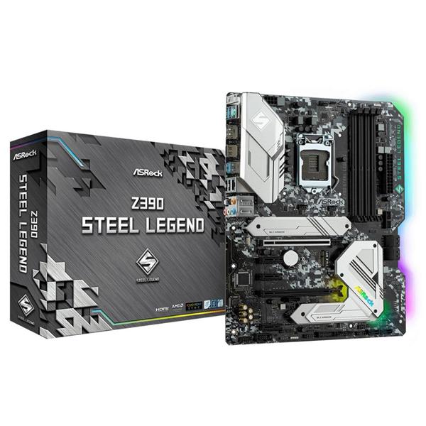 Imagen de Asrock Z390 Steel Legend 9th Intel 1151