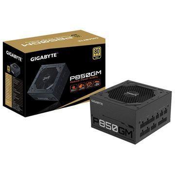 Imagen de Gigabyte P850GM 850w 80 Plus Gold Pcie 4 x 8