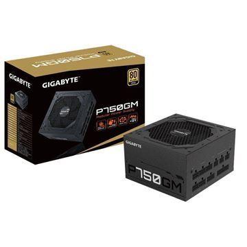 Imagen de Gigabyte P750GM 750w 80 Plus Gold Pcie 4 x 8