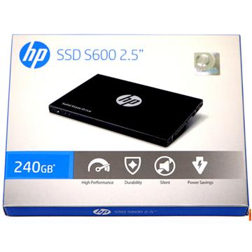 Imagen de HP SSD 240Gb S600 Disco Solido 4FZ33AA#ABC