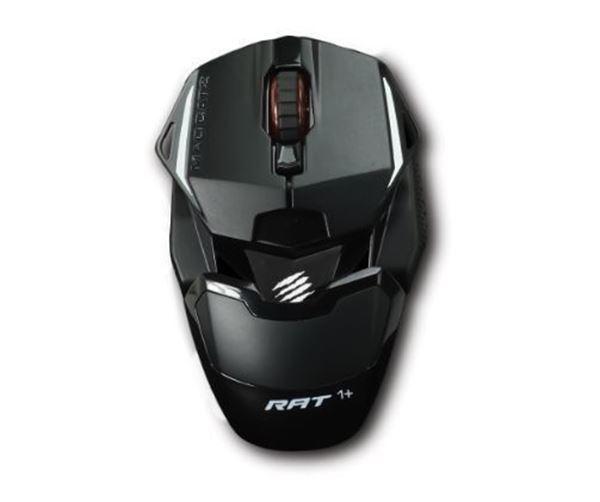 Imagen de Mouse Mad Catz R.A.T. 1+ MR01MCAMBL00