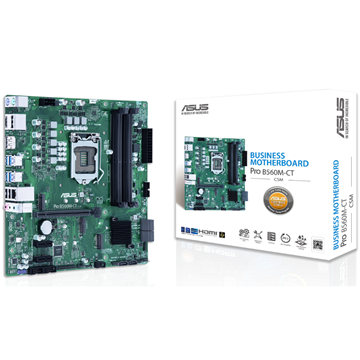 Imagen de ASUS Pro-B560M-CT-CSM Intel 11 1200