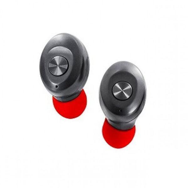 Imagen de Auricular Cliptec 306 Wireless C/caja Cargador Gra