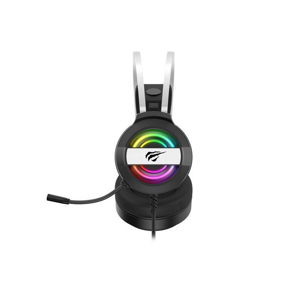 Imagen de Auricular Havit Gaming H2026d 3.5 Black