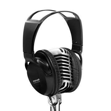 Imagen de Auricular Maxell Studio Series St-2000 C/microfono