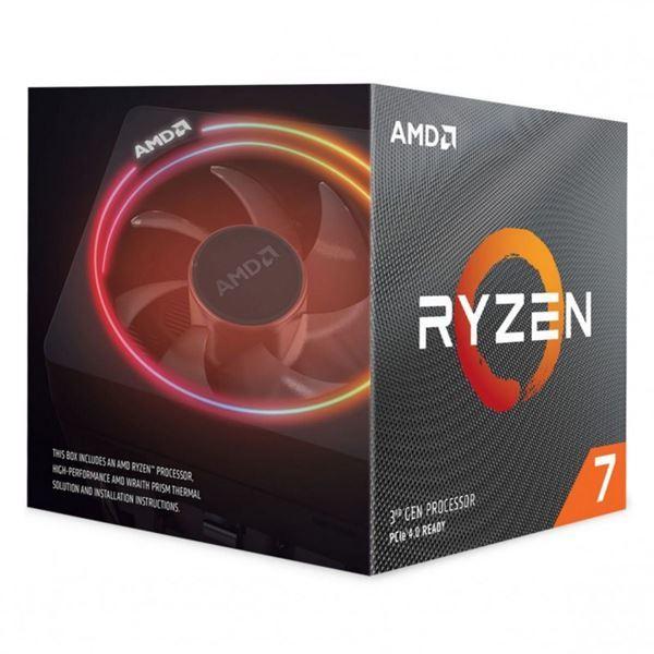 Imagen de AMD Ryzen 7 3700x AM4