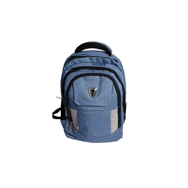 "Imagen de Mochila Para Notebook 14"" Nylon Blue"
