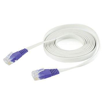 Imagen de Cable Patch Cord Cat5e Slim 3.0m Cliptec