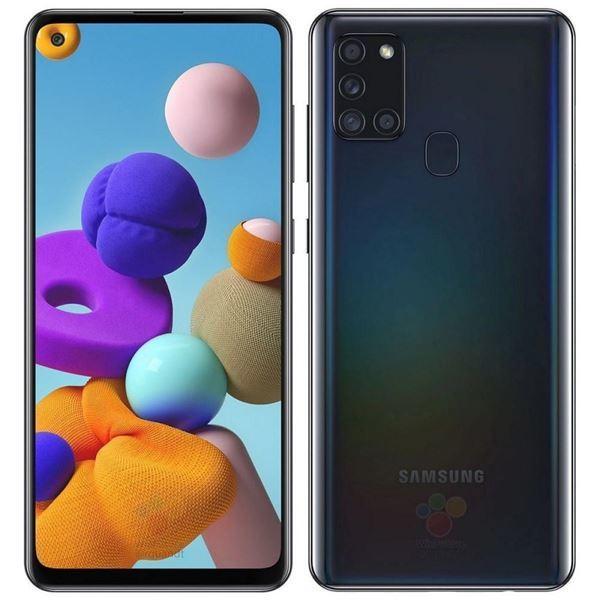 Imagen de Celular Samsung A21s A217/ds 64gb Black