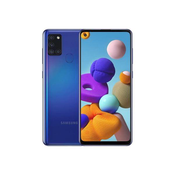 Imagen de Celular Samsung A21s A217/ds 64gb Blue