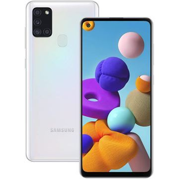 Imagen de Samsung A21s A217m/ds 64gb White