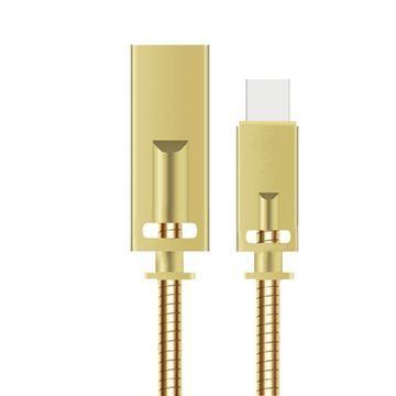 Imagen de Cable Wesdar USB / Microusb T18 Gold