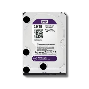 "Imagen de Hdd 3.5"" Wd Purple 2tb Sata3 IntelliPower Rpm"