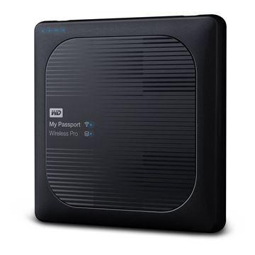 """Imagen de Hdd Ext 2.5"""" Wd Mypassp Wireless Pro 1tb"""