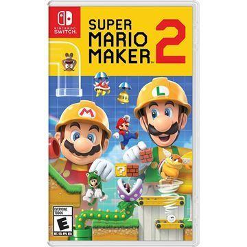 Imagen de Juego Nintendo Super Mario Maker 2
