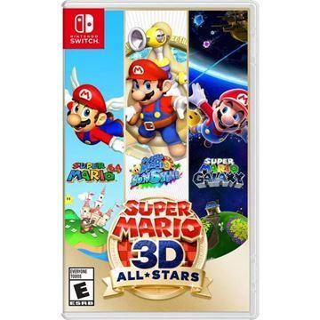 Imagen de Juego Nintendo Switch 3d All Stars