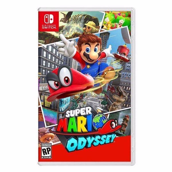 Imagen de Juego Nintendo Switch Super Mario Odyssey