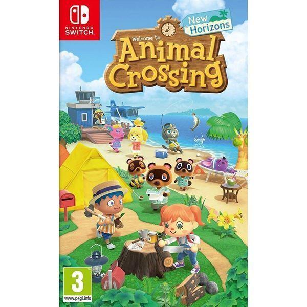 Imagen de Juego Nintendo Switch Animal Crossing New Horizon