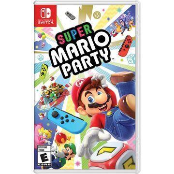 Imagen de Juego Nintendo Switch Super Mario Party