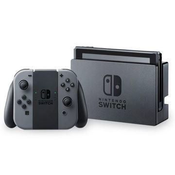 Imagen de Consola Nintendo Switch Grey