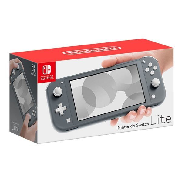 Imagen de Consola Nintendo Switch Lite Grey