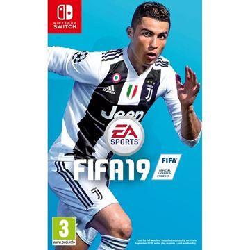 Imagen de Juego Nintendo Switch Fifa 19