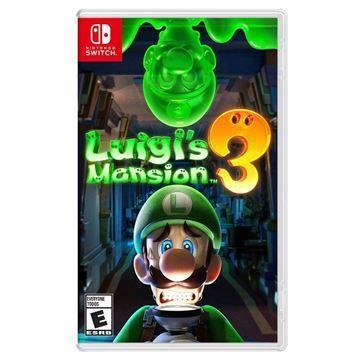 Imagen de Juego Nintendo Switch Luigis Mansion 3