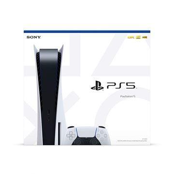 Imagen de Consola Sony Ps5 1tb White Regular Edition