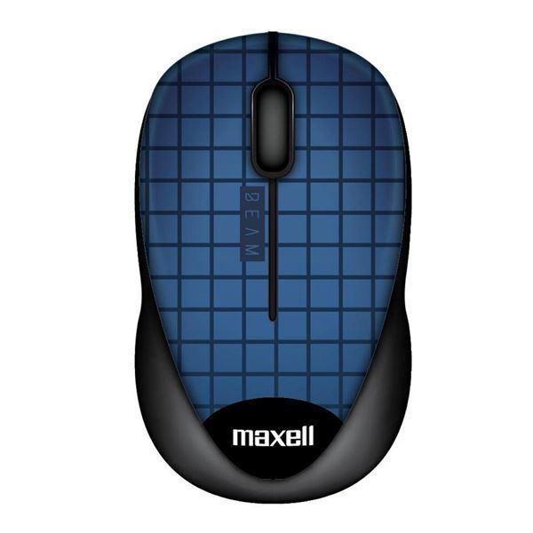 Imagen de Mouse Maxell Inalámbrico Mowl-250 Blue
