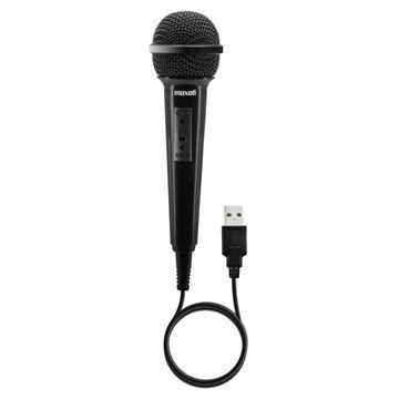 Imagen de Microfono Maxell Karaoke Usbk-mic Usb