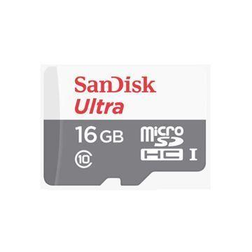 Imagen de Memoria Micro Sd Sandisk Uhs-i 16gb C10 C/adap