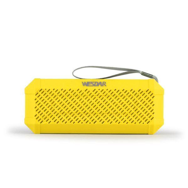 Imagen de Parlante Portable Wesdar K6 Yellow