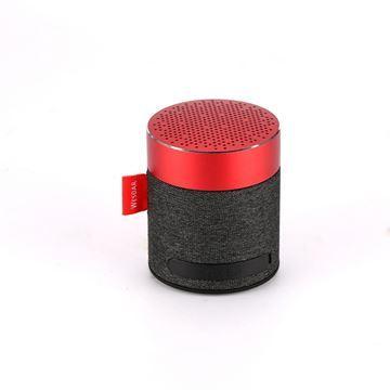 Imagen de Parlante Portable Wesdar K52 Red