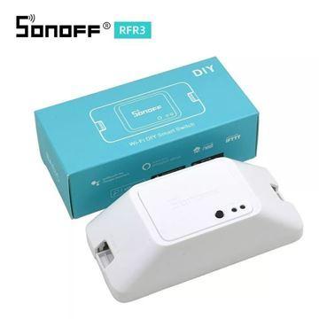 Imagen de Sonoff Rf R3 100-240 Vac 10a Wifi+rf 433 Modo Diy