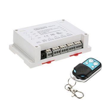 Imagen de Sonoff Switch Wifi 4 Canales 433 Mhz 220 Vac 10a