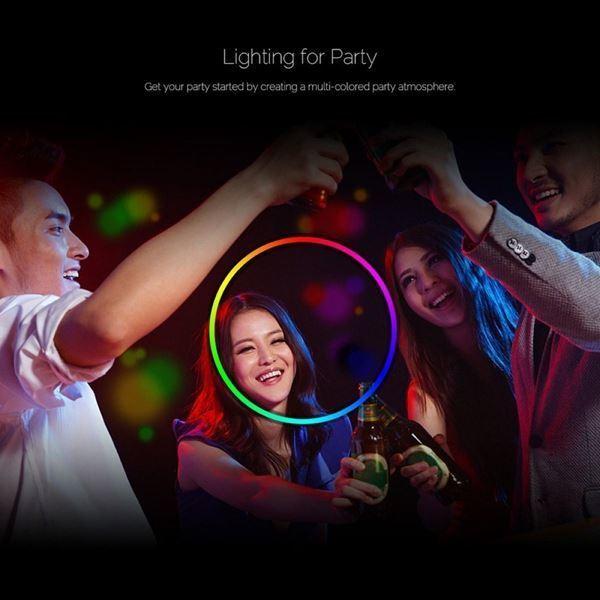 Imagen de Sonoff Lampara Led Rgb Wifi 220 Vac