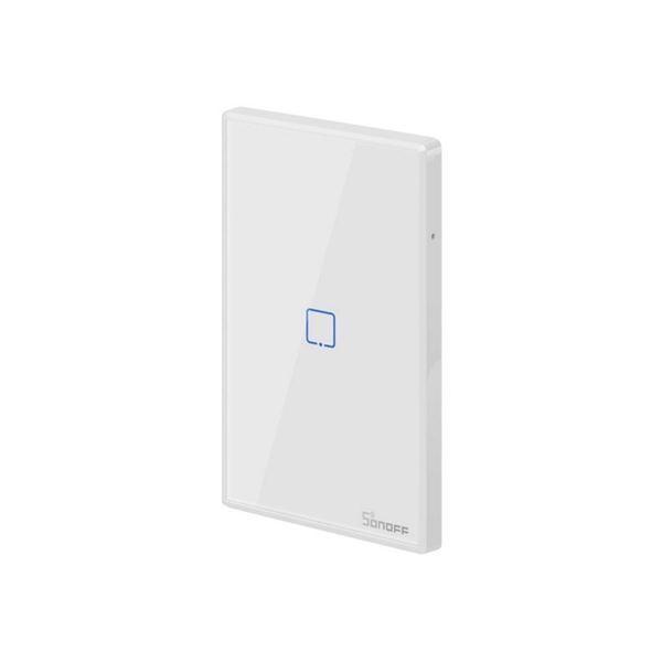Imagen de Sonoff Interruptor De Pared 1 Botones Wifi + Rf