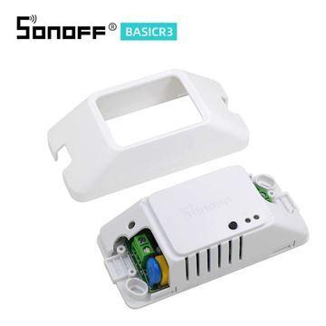 Imagen de Sonoff Basic R3 100-240 Vac 10a Wifi Modo Diy