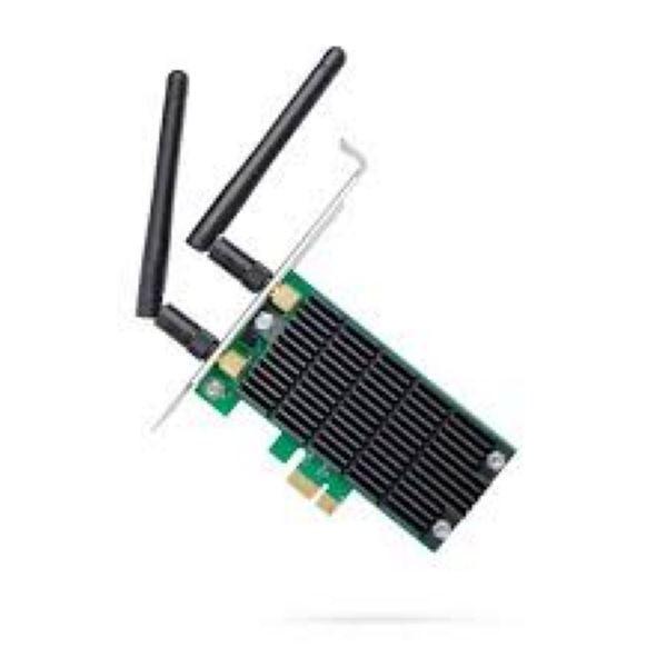 Imagen de Adap Pci-exp Dual Band Ac1200 Archer T4e