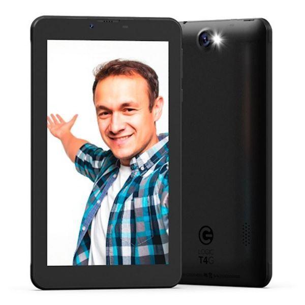 "Imagen de Tablet Logic T4g 7"" Lte Black"