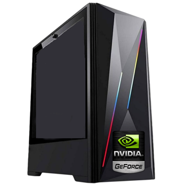 Imagen de Intel I7 10700 8Gb Geforce 1650 SSD 480