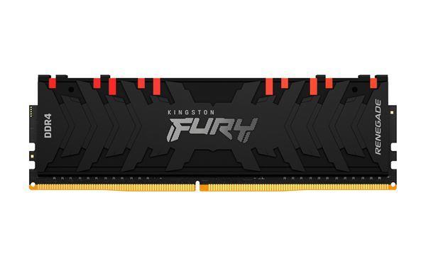 Imagen de Kingston Fury Renegade RGB 32gb DDR4 3200 KF436C18RBA/32